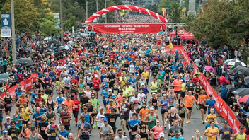 #7 Sports Event Participation was level at 27,000 for the Scotiabank-sponsored race in 2016 when two Guinness World Records were broken: one for running while pushing a stroller and one for running in a business suit. New Balance will join as the athletic apparel sponsor for 2017. Next: October 22, 2017