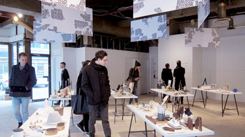 """#4 Art & Design Event (up from #5) Attendance grew by 30,000 to 130,000 in 2017 at the independent design festival. More than 700 artists and designers participated, and Keilhauer returned as the presenting sponsor. For 2018, the symposium will focus on """"Designing the Future of Work."""" Next: January 15-21, 2018"""