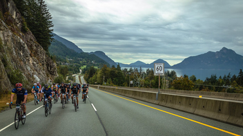 Vancouver to Whistler #6 Sports Event Participation was expected to grow to 4,500 riders in 2017, with three race distances to choose from: 55, 122, or 152 kilometers. RBC remained the title sponsor of the scenic $50,000-purse event, and Subway joined as a gold sponsor. Next: September 2018