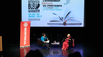 Montreal #2 Media & Literary Event (up from #5) The literary festival with a social conscious boasted 100,000 visits in 2017 when 309 authors and other artists participated. Anita Desai won the Blue Metropolis Literary Grand Prix, and La Presse and TD were among the sponsors. Next year the event celebrates its 20th anniversary. Next: April 20-29, 2018