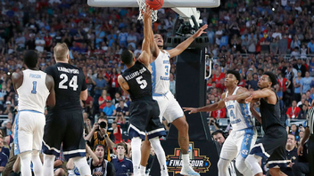 National #3 Sports Event Becoming the second most-watched tournament of its kind in nearly two decades, the series brought an average of 10.4 million nightly viewers to CBS Sports and Turner Sports during the games. That's a 14 percent uptick from 2016, and the second-highest viewership of the Final Four since 1994. The championship game, played at the University of Phoenix stadium, pitted the Gonzaga Bulldogs against North Carolina's Tar Heels. The latter secured a win with a score of 71-65, and that game was viewed by approximately 23 million. March Madness social-media content drew 60 million impressions. Next: March 31-April 2, 2018