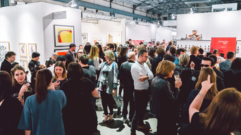 Montreal #9 Art & Design Event (up from #10) The fair, dedicated to the promotion of art on paper, hosted about 18,000 visitors in 2017, with 39 galleries and 300 artists participating. Sponsors included Loto Québec and Banque Nationale. Next: April 2018