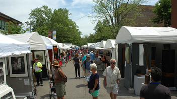 #6 Art & Architecture Event Known as the oldest juried art fair in the Midwest, the fair celebrated its 70th anniversary in 2017. The event features booths devoted to photography, drawing, sculpture, and more; it also offers live music, a food court, and arty activities. Next: June 2-3, 2018