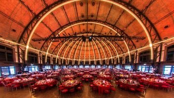 #3 Benefit (up from #9) Held in Navy Pier's Grand Ballroom, this year's gala raised $3.3 million dollars, a significant increase over the $2 million raised in 2016. The event also drew 1,100 guests; in 2016, 900 guests attended. After the gala, an after-party struck up on the venue's lakeside terrace. Next: Spring 2018