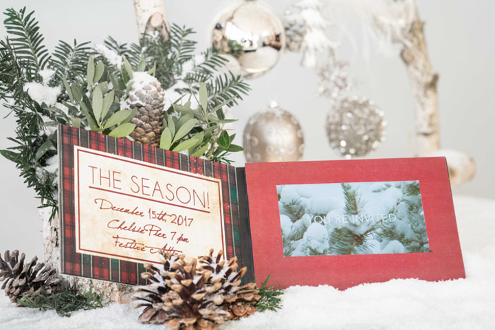 Holiday Party Ideas 2017 4 Unique Ideas For Invites And Thank Yous Bizbash