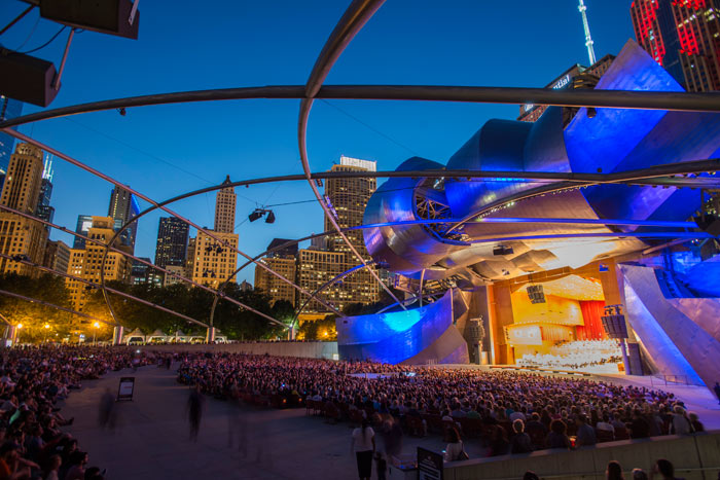 #10 Festival The free, classical music festival runs each summer for 10 weeks. This year, organizers made an effort to increase educational programming. Events included a half-day musical immersion program for children in Millennium Park, as well as lectures before concerts. Next: Summer 2018