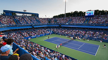 #2 Sports Event (up from #3) At 20 years old, Alexander Zverev became the youngest player ever to win the tournament on May 20, marking his first win in the city. In the women's draw, Ekatarina Makarova claimed her third win at the tournament. Attended by some 72,000 tennis fans, the event this year featured a player's party at the Rammy awards, which honors restaurants. To blend the sport element into the gala and make athletes feel welcome, decor included table tennis, tennis racquets, and fake grass. Next: July 28-August 5, 2018