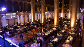 "#4 Benefit (up from #6) In total, the March 10 benefit at the National Building Museum raised almost $1.6 million, thanks to a strategy of targeting new industries to attend and an expansion of the silent auction. Featuring a theme of Italy: Icon of Innovation, event designer David Tutera showcased the European nation in modern times. A foundation board member, Tutera also spoke, noting cancer ""punctured my world"" when family members and friends were diagnosed. House Majority Leader Kevin McCarthy, who lost his father to the disease, was honored for encouraging bipartisan unity around medical research. He accepted the Cancer Champion Award on his father's behalf. The event had more than 100 sponsors, including several pharmaceutical companies. Next: May 16, 2018"