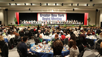 #6 Trade Show & Convention The Greater New York Dental Meeting hosted more than 52,000 industry professionals last year, an audience that included dentists, assistants, hygienists, and technicians from more than 150 countries. Held at the Jacob K. Javits Center, the convention includes seminars, workshops, a comprehensive product exhibition floor, and a live patient demonstration area. Next: November 23-28, 2018