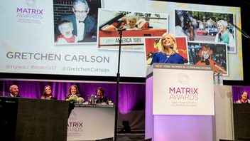 #5 Media Event The Matrix Awards raise money to fund scholarships and educational programs for women. Katie Couric emceed the 2017 ceremony, which was hosted by Hearst Magazines and honored industry power players including Meryl Streep, Sheryl Sandberg, and Tina Fey. IPG will host in 2018. Next: April 23, 2018