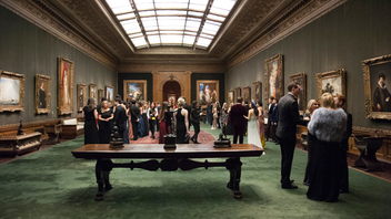 "#10 Benefit (up from #11) More than 600 burgeoning art enthusiasts attend the Frick Collection Young Fellows Ball, which this year will be centered around the theme ""Virtue and Vice."" Proceeds from the evening support programming at the museum. Next: March 15, 2018"