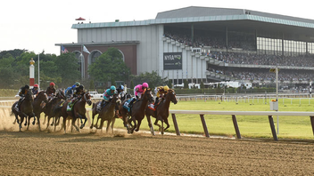 #4 Sports Event (new to the list) This year marks the 150th running of the Belmont Stakes, one of horseracing's three Triple Crown events. While attendance is capped at 90,000 on race day, the event also features a three-day festival that includes 18 stakes races with purses totaling $9.5 million. Next: June 9, 2018