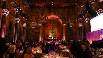 #18 Benefit New Yorkers For Children works to transform the lives of New York youth in foster care. Five-hundred people attend the organization's annual fall gala, which was held at Cipriani 42nd Street in 2017 and raised more than $1 million. Next: Fall 2018