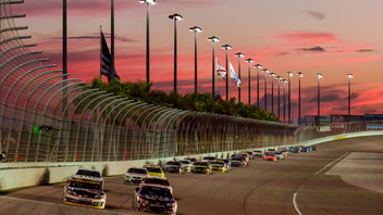 #3 Sports Event South Dade County's Homestead-Miami Speedway is the site of the Ford EcoBoost, the championship race of the Monster Energy Nascar Cup Series playoffs. Organizers estimate that the event brings in more than $300 million in revenue to the region. Martin Truex Jr. was 2017's Ford EcoBoost champion. Come 2018, the annual event will ring in its 17th year, welcoming back an NBC broadcast and major Nascar sponsors like Coca-Cola. Next: November 16, 2018