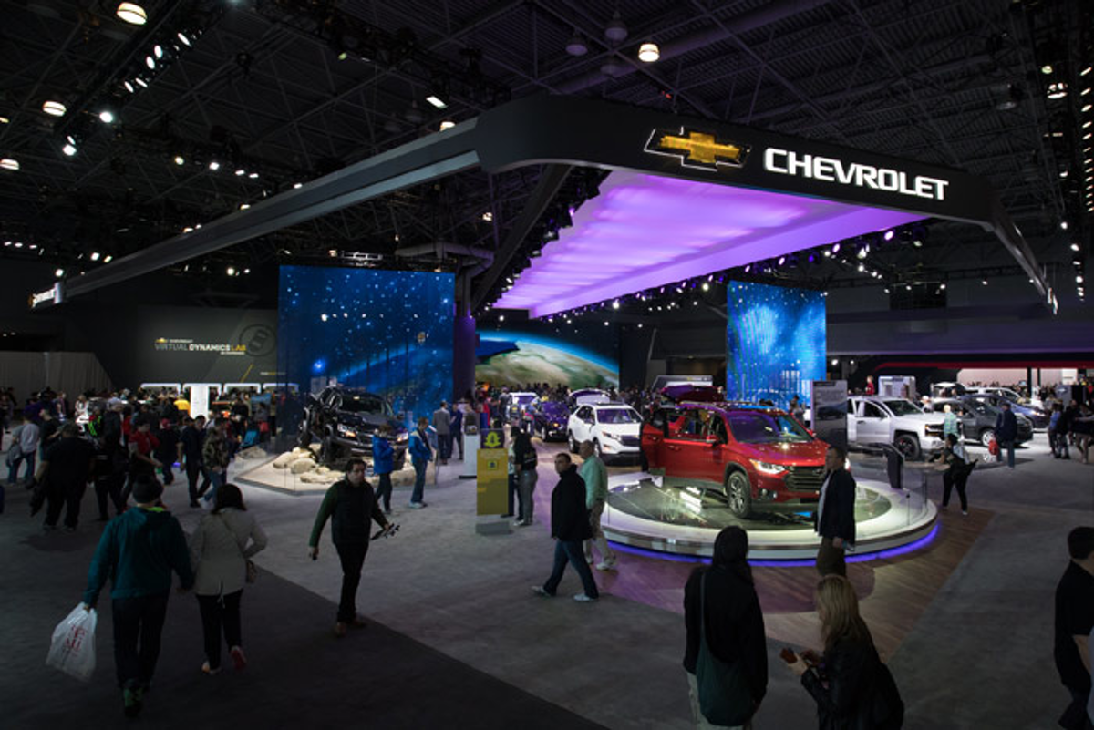 8 Standout Exhibits From the New York International Auto ...