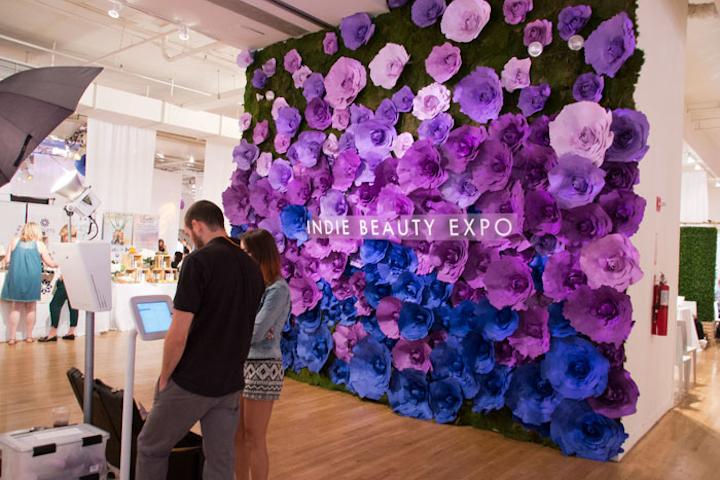 15 Fresh Ideas For Flower Walls Bizbash