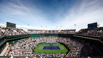 #1 Sports Event Also known as the Indian Wells Masters, the two-week tennis tournament is held every March in the Coachella Valley. Owned by Oracle C.T.O. Larry Ellison, the event is one of the largest on both the men's and women's tour, and is the most-attended tennis tournament in the world other than the four Majors. New in 2018: Organizers offered a $1 million bonus to any player who captured both the singles and doubles titles—though no players ended up claiming the prize. Next: March 4-17, 2019