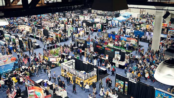#10 Trade Show, Convention & Conference The event at the Los Angeles Convention Center draws big-name speakers in the travel industry every year, including The Amazing Race host Phil Keoghan, Frommer's Guide editorial director Pauline Frommer, and CBS News travel editor Peter Greenberg in 2018. The 13th edition, held in February, drew 36,813 people, an increase from 2017. Next: February 16-17, 2019