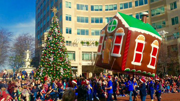 #8 Parade, Walk & Holiday Event (up from #10) The long-running tradition celebrated its 86th edition in November with a record attendance of about 500,000 people. Dr. Oz served as grand marshal, and the event aired on the CW Network. Presented and produced by Associated Television International, the Thanksgiving-time event takes place on Hollywood Boulevard and features live musical performances on two stages benefiting the Marine Toys for Tots Foundation. Next: November 2018