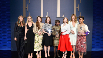 #15 Entertainment Industry Event (up from #17) Elle celebrated its 24th annual Women in Hollywood awards in Beverly Hills in October. The event honored Jennifer Lawrence, Laura Dern, Tessa Thompson, and other prominent women; Joel McHale served as emcee. The awards took on new meaning in the immediate wake of the Harvey Weinstein scandals, with presenters such as Reese Witherspoon sharing stories of harassment and assault in the industry. Next: October 2018