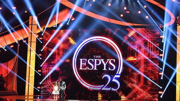 #5 Sports Event (up from #9) ESPN celebrated the silver anniversary of its ESPY awards in July at the Microsoft Theater, handing out the honors among a sea of athletes and celebrities. The evening event, produced by Maggievision Productions, featured a retrospective video montage celebrating the milestone and was bookended by a variety of events around town. Sponsored by Capital One, the ESPYs also continued to show support for the V Foundation for Cancer Research, which was launched by the sports media company in 1993 with the late basketball coach Jim Valvano. Next: July 11, 2018