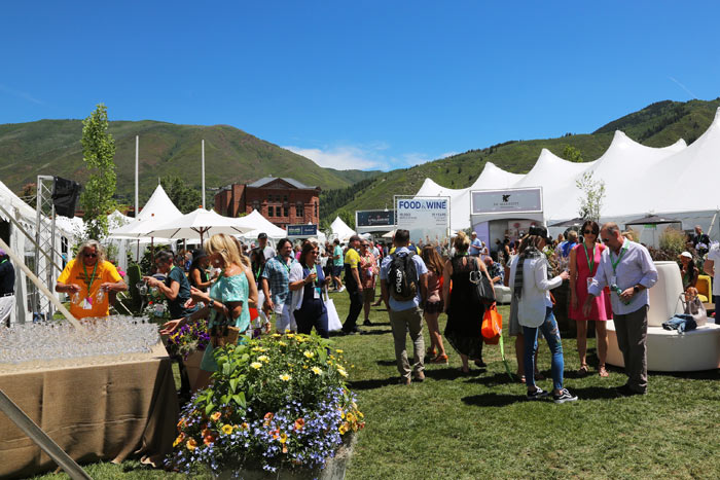 This year's Food & Wine Classic kicks off on Friday.