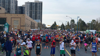 #8 Sports Event (up from #9) Sponsored by Goodlife Fitness, the marathon and associated shorter runs drew 13,000 participants in 2018, a 10 percent increase over the previous year. Fund-raisers also helped net $600,000 for the Princess Margaret Cancer Foundation and other charities. Next: May 5, 2019