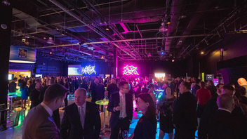 #15 Benefit (up from #16) A sold-out event for science-minded socialites grew to maximum capacity at the Ontario Science Centre last year, with 510 patrons raising $662,000 net for the organization's community programs. RBC remains the title sponsor. Next: November 15, 2018