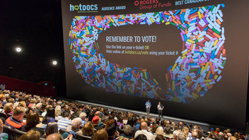 #2 Theater & Film Event Hot Docs continued to break attendance records in 2018, its 25th anniversary, with 223,000 doc lovers screening 247 films at 16 venues over 11 days. Scotiabank returned as the presenting partner, with Netflix and Samsung also supporting the festival. Next: Spring 2019