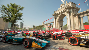 #1 Sports Event (up from #2) New Zealand driver Scott Dixon racked up his third win of the season at this year's Honda-sponsored event. More than 100,000 Indy fans were expected to attend over the family-friendly weekend, including free-admission Fan Friday. Next: July 2019
