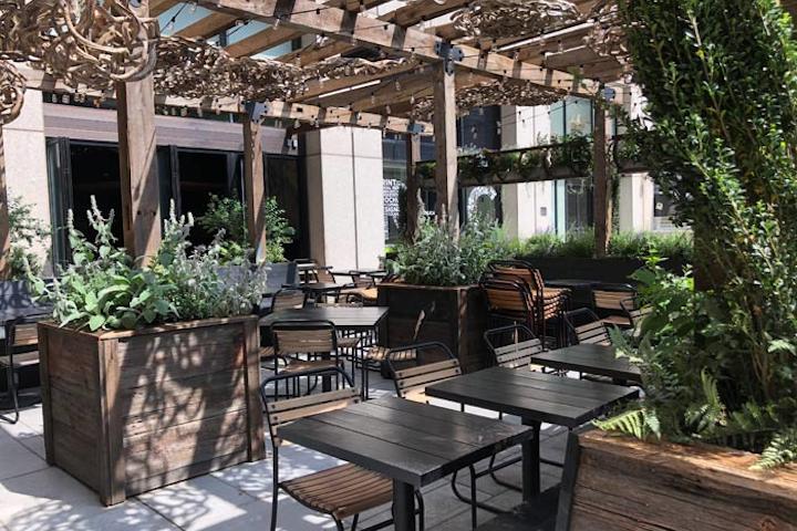 Groovy 10 New Philadelphia Venues For Summer Entertaining And Evergreenethics Interior Chair Design Evergreenethicsorg