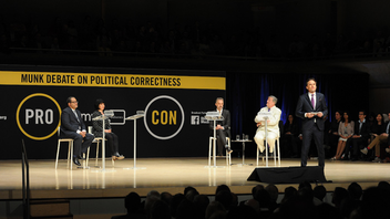 #4 Media & Literary Event The public policy soirees introduced a subscription program in 2018, allowing people to automatically renew their seats for the debates, which usually sell out ahead of time at 2,600-seat Roy Thomson Hall. Next: November 2018