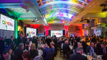 #6 Benefit (up from #8) Rebranded with a one-word name and a new venue for 2018 at the Evergreen Brickworks, the gala for Reach, which advocates for youth with disabilities, is aiming to match its 2017 fund-raising take of $500,000. The gala dinner will again be followed by the Crystal Club after party for charitable Toronto millennials. Next: November 3, 2018