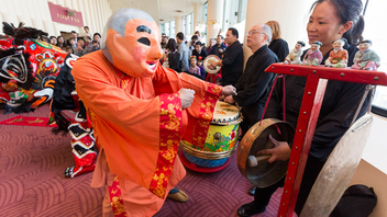 #10 Music Event The Chinese New Year Concert is more than just a performance; it's a full day of programming drawing on both ancient and contemporary traditions. Guests arrive at Davies Symphony Hall two hours before the show for a festival reception with Chinese instruments, lion dancing, 'lucky' red envelopes, tea, and sweets. The concert itself is a blend of Eastern and Western music. After the performance, dinner-ticket holders continue the celebration at the Imperial Dinner. Next: February 16, 2019