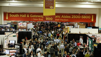 #2 Trade Show & Convention Artificial intelligence is maturing, but it still can't help you taste food. For that, you'll have to join 25,000 fellow food connoisseurs at the Winter Fancy Food Show. Now in its 42nd year, the food show is the most comprehensive event for exploring new food trends, with more than 1,400 exhibitors from around the world, 80,000 specialty foods and beverages, and thousands of new products. Organizers say it is the largest specialty food and beverage show on the West Coast. Next: January 13-15, 2019