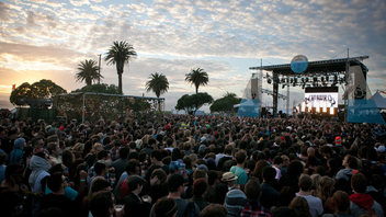 #9 Music Event (new to the list) Standard operating procedure at multi-stage music festivals is to force ticketholders to choose between concurrently scheduled performers. Treasure Island Music Festival doesn't play that game. There are no overlapping sets at the 11-year-old two-stage festival. Now back after a two-year hiatus, the event has a new waterfront location at the Middle Harbor Shoreline Park and an impressive lineup that includes Tame Impala, A$AP Rocky, and Santigold. Next: October 15-16, 2018