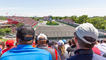 Montreal #2 Sports Event (up from #3) Ticket sales increased by 28 percent in 2018, when Formula 1 celebrated 40 years in Montreal. Highlights included Jacques Villeneuve driving his father's winning 1978 car at the head of the drivers' parade on Sunday and Ferrari winning in Montreal for the first time in 14 years. Next: June 2019