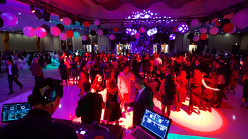 Toronto #2 Advertising & Marketing Event About 1,000 top marketers and their clients returned to the Westin Harbour Castle in 2017 for a reception, award show, dinner, and dancing. Cosette's SickKids Foundation campaign won Best of the Best. New sponsored dance floor lounges, and late-night snacks kept the party going. Facebook and Twitter are among this year's sponsors. Next: November 23, 2018