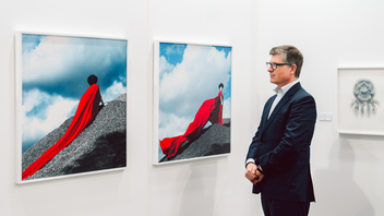 Montreal #10 Art & Design Event The new admission fee at the art fair celebrating all things paper was the likely cause for the drop in visitors in 2018, from about 18,000 to 11,000, but sales of art works increased by 17 percent to $1.2 million. Loto Québec returned as a sponsor. For 2019, look for a doubling of exhibition space. Next: April 26-28, 2019