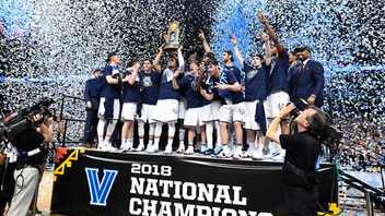 National #2 Sports Event (up from #3) The 2018 tournament was one of the most viewed and attended events in its history, with more than 97 million watching the game broadcasts throughout the tournament and 67,831 people attending the championship game at San Antonio's Alamodome. Villanova dominated the tournament and defeated Michigan 79-62 to win its second national championship in three years. Next year's tournament will take place in Minneapolis. Next: April 6-8, 2019