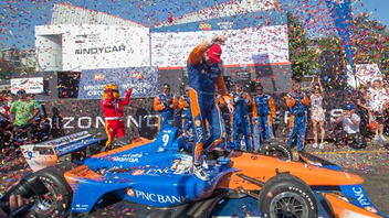 Toronto #3 Sports Event (up from #4) About 100,000 Indy fans attend the races and festival over the family-friendly weekend, including free-admission Fan Friday. New Zealand driver Scott Dixon racked up his third win of the season at this year's Honda-sponsored event. Next: July 2019