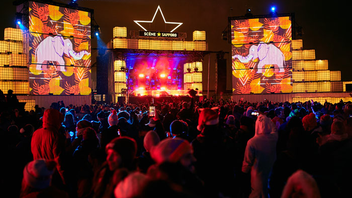 Montreal #10 Music Event Bringing upcoming and groundbreaking electronic music to the Old Port of Montreal, IglooFest welcomed 70,000 festivalgoers over nine nights last winter. The Igloocantine—an outdoor food court—was new this year, and Red Bull and Casino de Montréal sponsored. Next: January 17-February 2, 2019