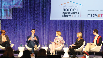 #3 Trade Show & Convention The trade show has been an important voice for the homewares industry for 80 years. In 2018, the sold-out show featured 2,244 exhibitors and some 60,000 attendees at McCormick Place. This year, a new pre-show event was added, the IHA Smart Home Pavilion was expanded, and college students enjoyed two days of the Experience Day program. Next: March 2-5, 2019