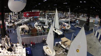 #8 Trade Show & Convention One of Chicago's largest expos features 600 boats and 100 RVs in more than 800,000 square feet of exhibit space. Sponsored by Progressive Insurance and held at McCormick Place, guests could partake in boating and sailing seminars with the industry's well-known sailors. Next: January 9-13, 2019