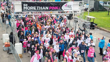 #6 Sports Event This year's race at Montrose Harbor welcomed actress Bonnie Hunt as honorary race chair for the 21st annual Race for the Cure, raising nearly $400,000. The 5K run/walk held on Mother's Day drew more than 3,000 attendees. Next: Spring 2019