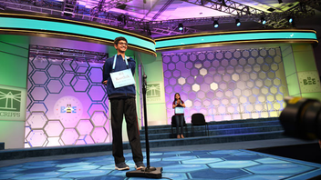 #3 Literary & Publishing Event (up from #5) A record number of spellers entered the Scripps National Spelling Bee this year. The competition began Tuesday with 515 spellers, way up from last year's 291 spellers. That's because this year saw the introduction of RSVBee, a new invitational program created to level the playing field for national finals qualification and provide opportunities for more students to experience Bee Week. More than 2,600 people attended the three-day competition at Gaylord National Resort and Convention Center in National Harbor, Maryland. The finals were broadcast live on ESPN as Karthik Nemmani claimed the trophy. The event racked up four million impressions on Twitter and more than 2.4 million impressions on Facebook. Also new: The bee partnered with Random House Children's Books and Dr. Seuss Enterprises to stage the Dr. Seuss's Word Challenge, which went along with additional Dr. Seuss-theme events during Bee Week. Next: May 26-31, 2019