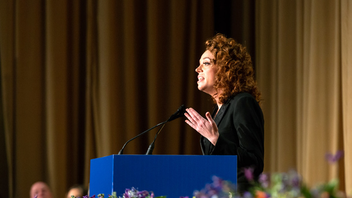 #2 Political & Press Event Big name celebrities mostly stayed home from the previously starry White House Correspondents' Association Dinner and for the second year in a row, President Trump skipped the actual dinner, where his predecessors traditionally offered humorous remarks. His combative relationship with the media fueled a controversial set by comedian headliner Michelle Wolf, whose blistering jokes about the administration sparked controversy with both the White House and journalists—including the head of the White House Correspondents' Association, who issued a statement to members about the annual dinner, saying: 'Last night's program was meant to offer a unifying message about our common commitment to a vigorous and free press while honoring civility, great reporting, and scholarship winners, not to divide people. Unfortunately, the entertainer's monologue was not in the spirit of that mission.' Next: April 27, 2019