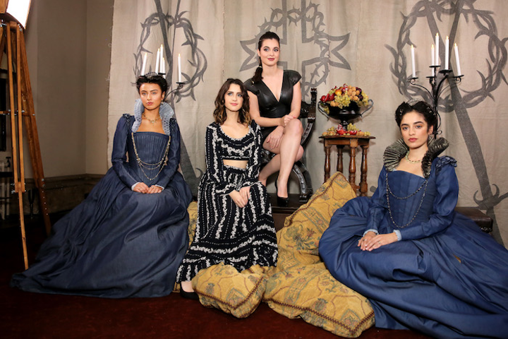 On December 6, Vanity Fair and Focus Features hosted a cocktail reception to celebrate the new historical drama Mary Queen of Scots. Held at Chateau Marmont, the event featured a costume display from the film, and guests could pose in a themed vignette with costumed actors. The event was produced by Mitie Tucker Event Production.