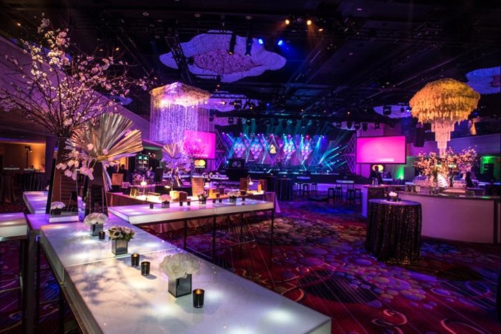 The official Grammys after-party in 2018.