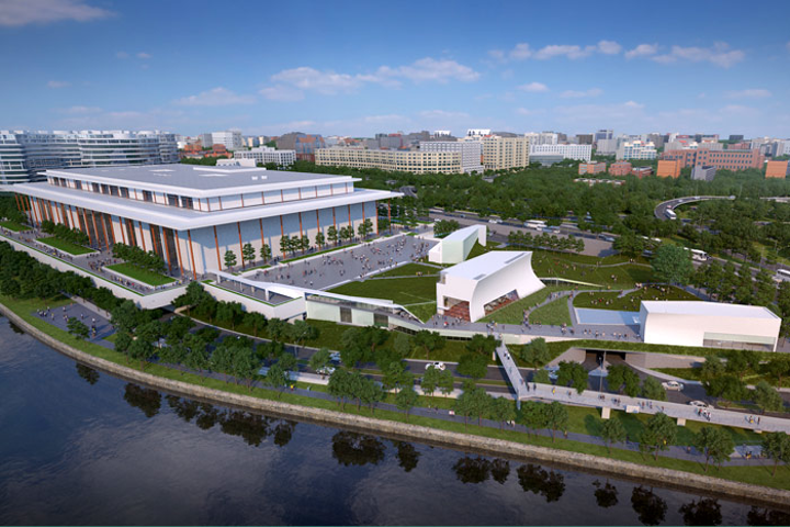 The John F. Kennedy Center for the Performing Arts will open its first expansion, called the Reach, in September 2019.
